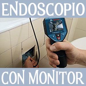 endoscipio porfesional para tuberias